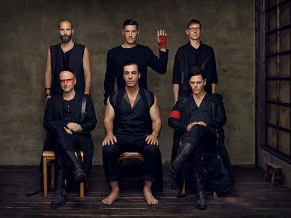 Mit Gottes Segen - Rammstein drehen erstes Musikvideo zu neuem Album