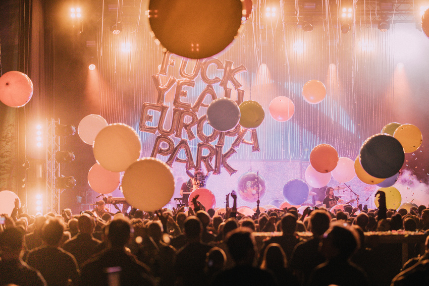 The Flaming Lips (live beim Rolling Stone Park, 2018)