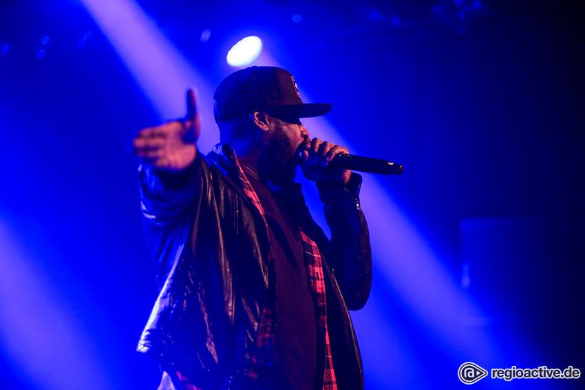 Talib Kweli (live in Mannheim, 2018)
