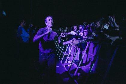 Publikumsnah - Pure Ekstase: Bilder von Bring Me The Horizon live in Frankfurt