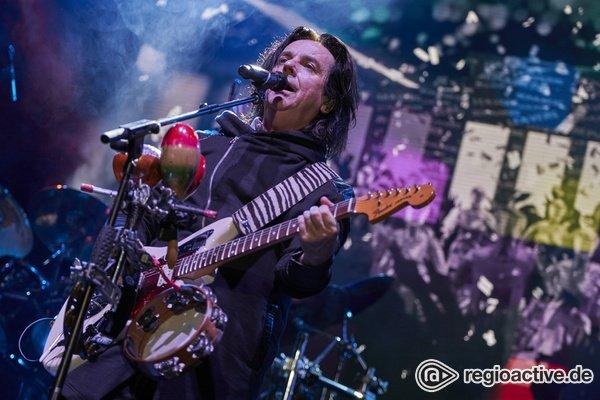 No F E A R of Progressive Rock - Marillion versetzen die Jahrhunderthalle Frankfurt in Verzückung
