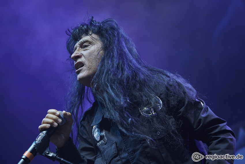 Anthrax (live in Freiburg 2018)