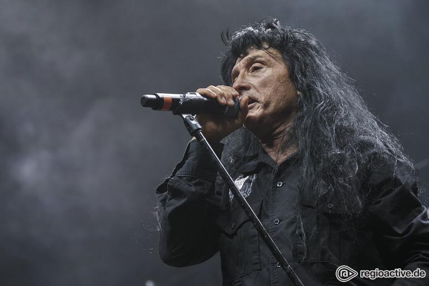 Anthrax (live in Freiburg 2018)