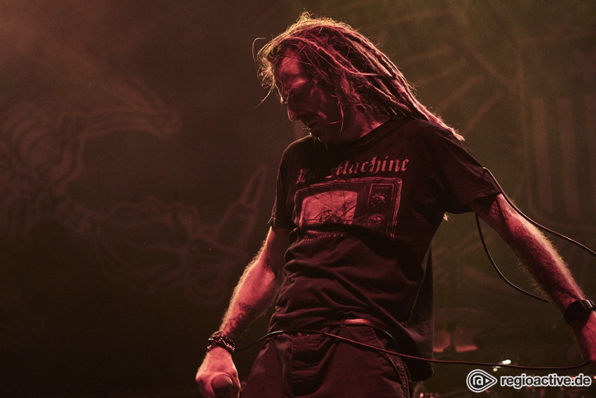 Lamb Of God (live in Freiburg 2018)