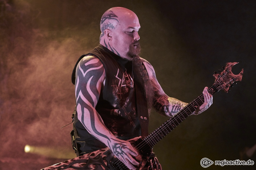 Slayer (live in Freiburg 2018)