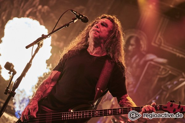 Diabolisch - Slayer: Live-Fotos der Thrash-Metal-Legenden in Freiburg