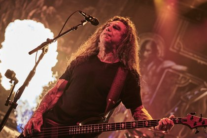 Diabolisch - Slayer: Live-Fotos der Thrash-Metal-Legenden in Freiburg