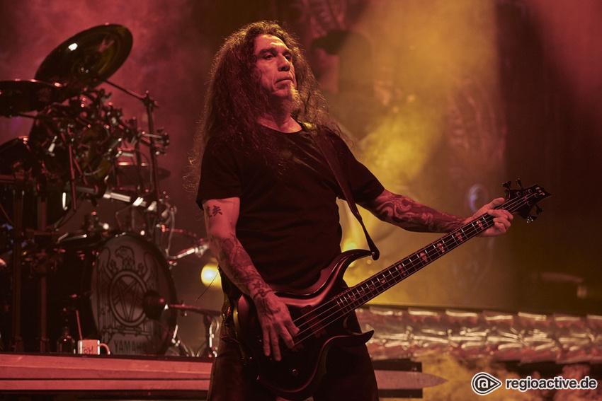 Slayer (live in Freiburg 2018)