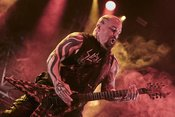 Slayer: Live-Fotos der Thrash-Metal-Legenden in Freiburg