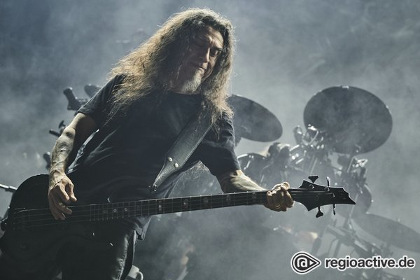 Standortwechsel - Slayer verlegen ihr letztes Konzert von Balingen nach Stuttgart