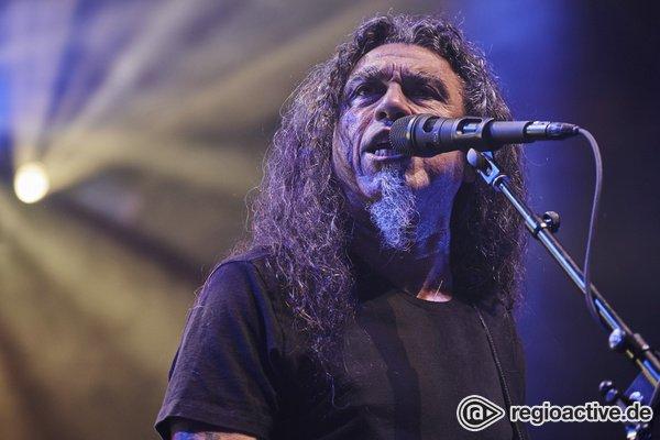Alte(r) Spalter - Slayer und ihre Gäste zerlegen die Sick Arena Freiburg
