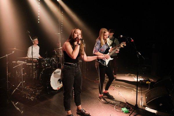 Rockige Angelegenheit - Viel Gitarrenpower beim Abschlusskonzert des Bandsupports Mannheim 2018
