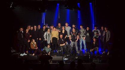 Eine große Familie - Zusammenkunft: Impressionen vom Bandsupport Abschlusskonzert 2018 in Mannheim