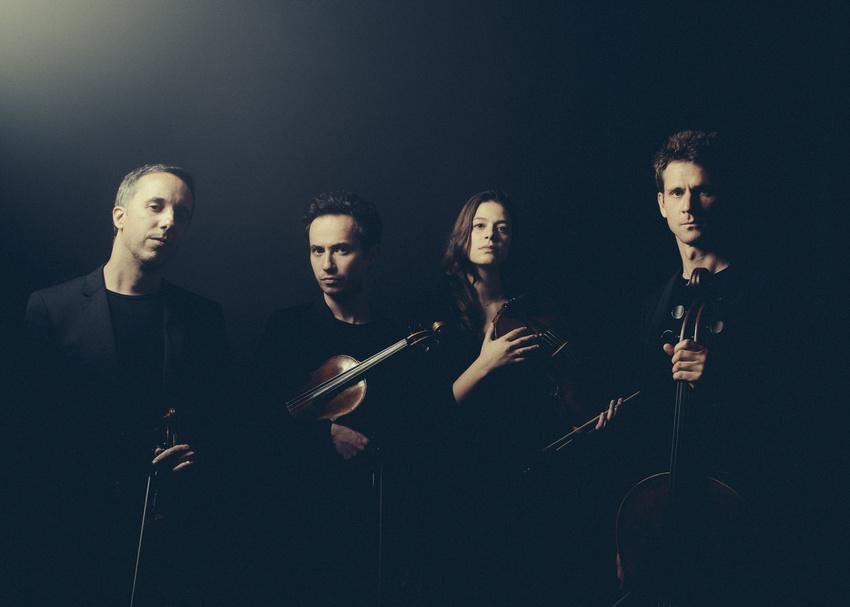 Der Frankfurter Musikpreis 2019 geht an das Quatuor Ébène