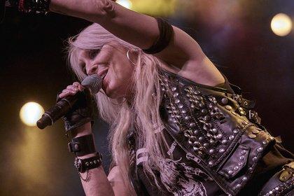 Queen Of Metal - In Lack und Kunstleder: Fotos & Bericht von Doro live in der Batschkapp Frankfurt