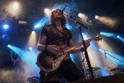 Oversense: Fotos des Supports von Doro live in Frankfurt