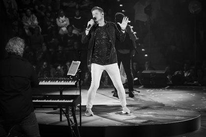 Keine Panik - Feuer sorgt für Unterbrechung bei PUR-Konzert in Mannheim