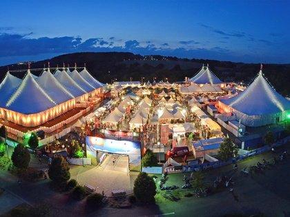 Was das Herz begehrt - Zeltfestival Ruhr 2019 in Bochum mit Sunrise Avenue, Katie Melua und weiteren Stars