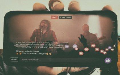 Wie ihr mit Live-Videos auf Facebook mehr Interaktion mit euren Fans erreichen könnt