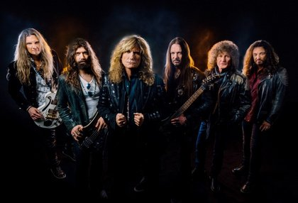 Alte Schule, neues Album - Whitesnake kommen 2019 für ein exklusives Konzert nach Deutschland