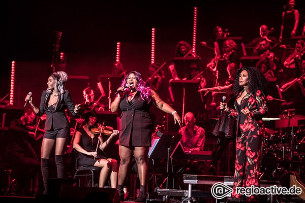 Disco-Soul - Bilder: The Pointer Sisters live bei der Night of the Proms 2018 in Hamburg,