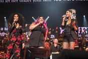 Bilder: The Pointer Sisters live bei der Night of the Proms 2018 in Hamburg,
