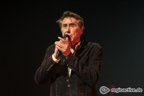 Hoher Besuch - Fotos von Bryan Ferry live bei der Night of the Proms 2018 in Hamburg