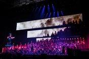 Bilder des Antwerp Philharmonic Orchestra bei der Night of the Proms 2018 in Hamburg