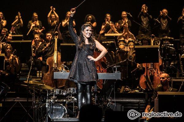 Opulent - Bilder des Antwerp Philharmonic Orchestra bei der Night of the Proms 2018 in Hamburg