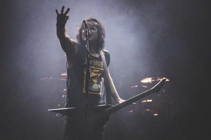 Thrash Metal-Urgesteine - Gewaltig: Live-Bilder von Kreator bei der European Apocalypse Tour in Frankfurt