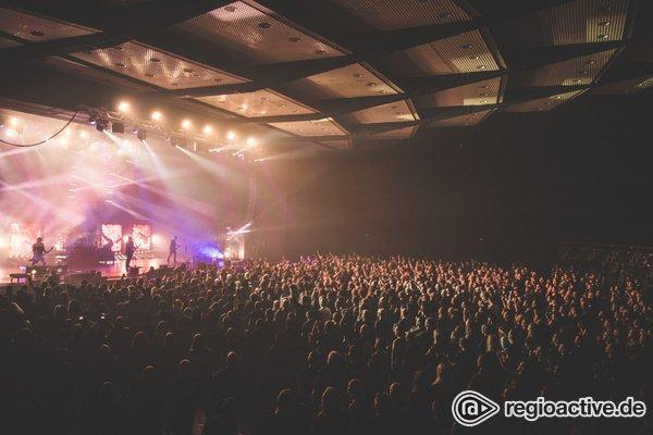 Ein bisschen von allem - Wilder Stilmix bei der European Apocalypse Tour mit Kreator und Dimmu Borgir in Frankfurt
