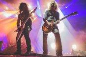 Gewaltig: Live-Bilder von Kreator bei der European Apocalypse Tour in Frankfurt