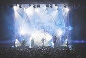 Fotos von Dimmu Borgir live bei der European Apocalypse Tour in Frankfurt