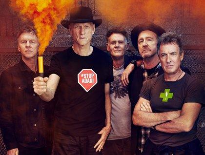 Zweite Chance - Midnight Oil spielen 2019 wieder Deutschlandkonzerte