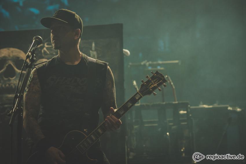 Hatebreed (live in Frankfurt, 2018)