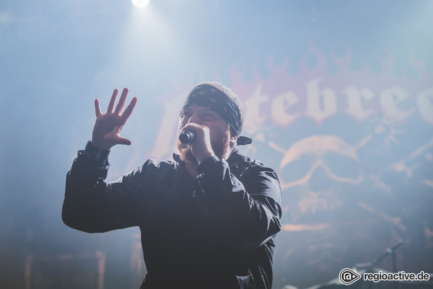 Hatebreed (live in Frankfurt, 2018)