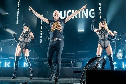 Ein Phänomen - Always Hardcore: Scooter begeistern in der SAP Arena Mannheim