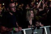 Live-Bilder von DJ Jerome als Opener von Scooter in Mannheim