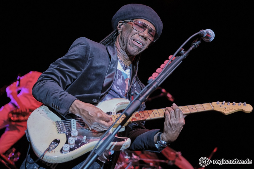 Nile Rodgers & CHIC (live in Frankfurt 2018)