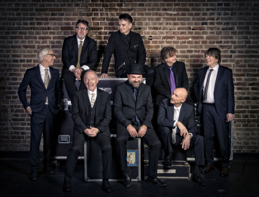 King Crimson (Pressebild, 2018)