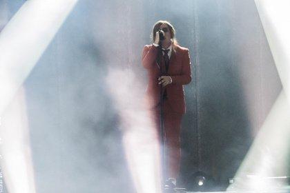 Mehr als ein Zweitprojekt - Durchdringend: Fotos von A Perfect Circle live in der Sporthalle Hamburg