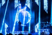 Durchdringend: Fotos von A Perfect Circle live in der Sporthalle Hamburg
