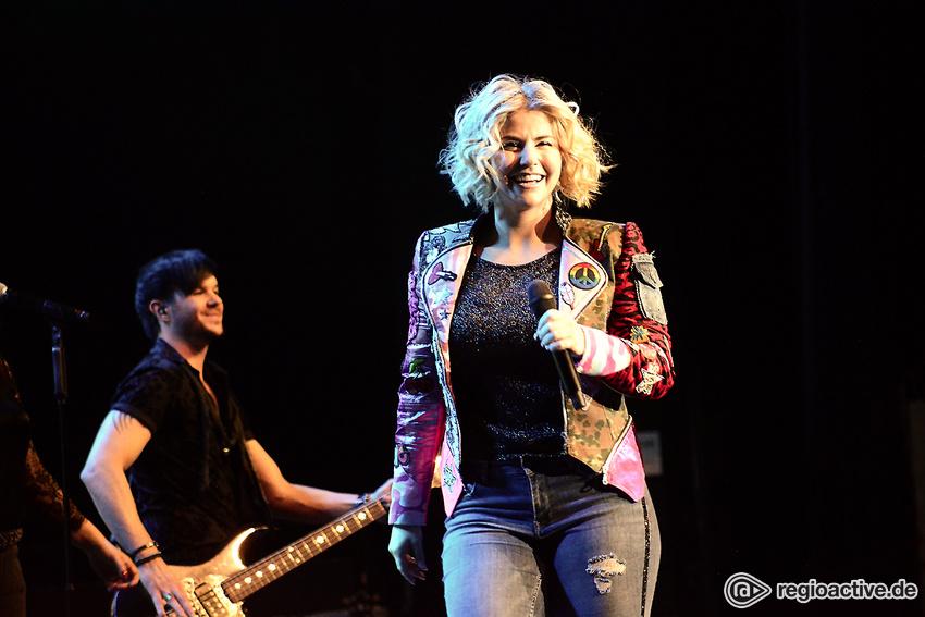 Beatrice Egli (live in Frankfurt/Main, 2018)