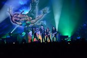 Helloween: Live-Fotos der Headliner beim Knock Out Festival 2018 in Karlsruhe