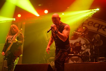 Metal Is Forever - Volle Power: Live-Bilder von Primal Fear beim Knock Out Festival 2018 in Karlsruhe