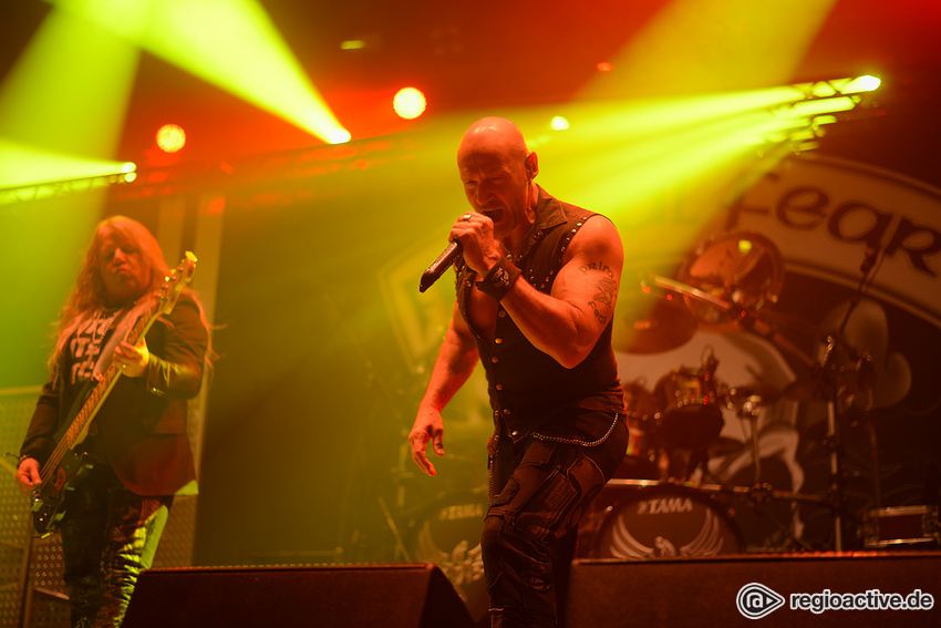 Primal Fear (live beim Knock Out Festival in Karlsruhe, 2018)