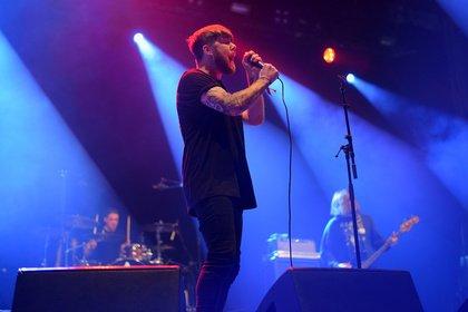 Statisch - Bilder von Acres live beim Knockdown Festival 2018 in Karlsruhe