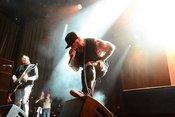 Progressiv: Live-Bilder von Any Given Day beim Knockdown Festival 2018 in Karlsruhe
