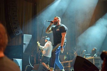 Gut gebrüllt - Gewaltig: Fotos von Lionheart live beim Knockdown Festival 2018