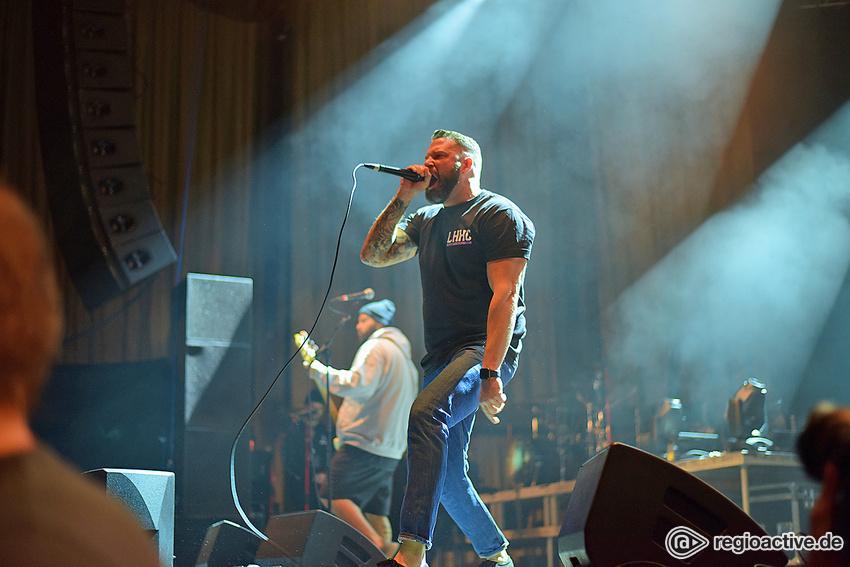 Lionheart (live beim Knockdown Festival in Karlsruhe, 2018)